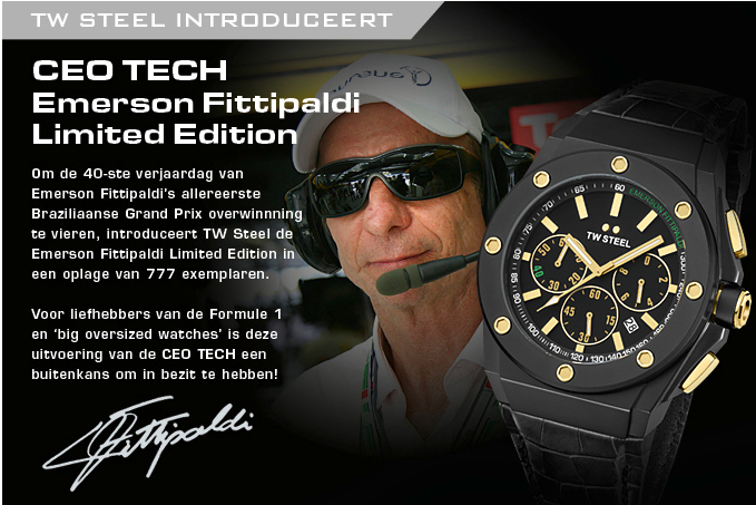 TW STEEL Fittipaldi