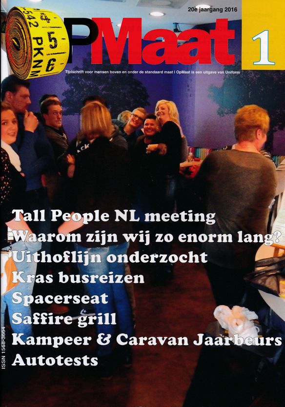 OpMaat 2016-1 cover